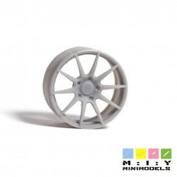 Elegance wheel set