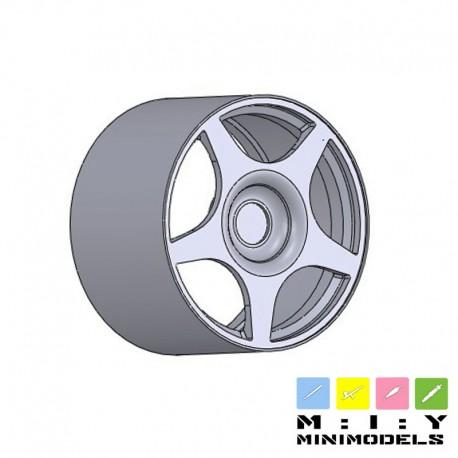 Koenigsegg CCGT wheel set