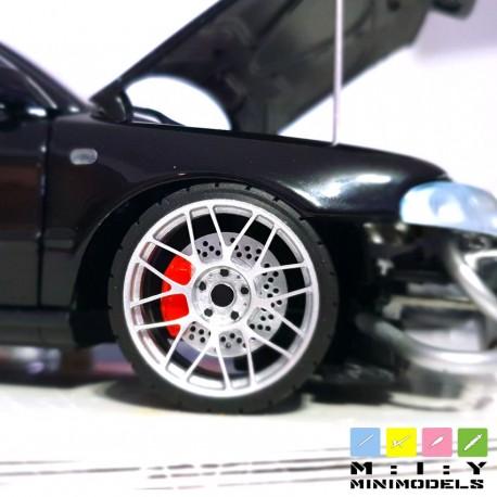 Apex ARC 8 wheel set