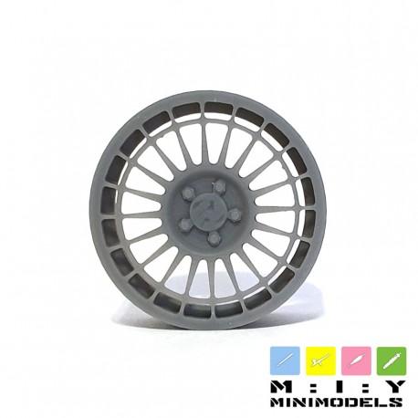 Fifteen52 Integrale wheel set