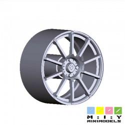 Sparco Asseto Garas wheel set