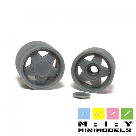 MINI ERA wheel set