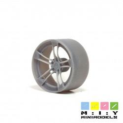 RS Quattro wheels