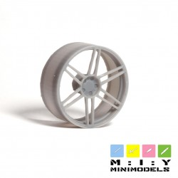 Manhart wheel set