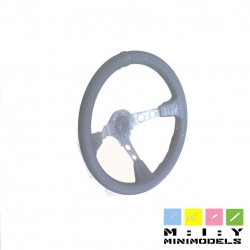 OMP steering wheel