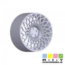 WCI wheel set