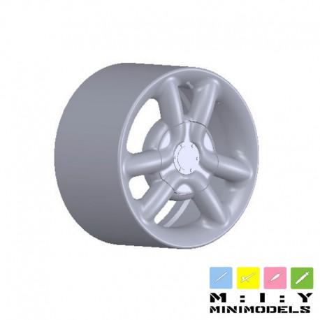 Fondmetal wheels