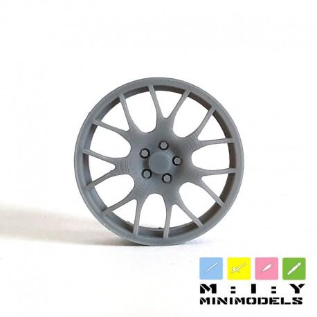 BBS CH wheel set