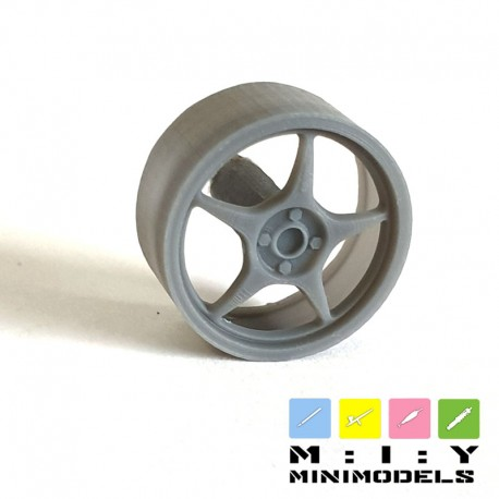 Enkei RP01 wheel set