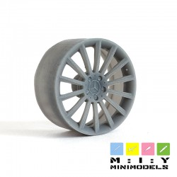 AMG C205 wheels
