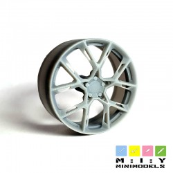 MB KX1 wheels