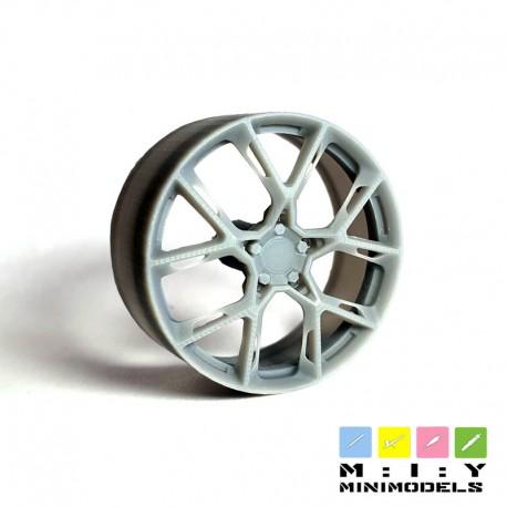 MB KX1 wheels