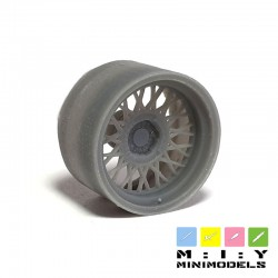 Messer ME 11-3 wheels
