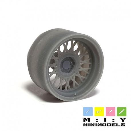 Messer ME 11-3 wheels