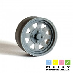Mangels wheels