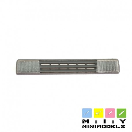 VW Jetta 2 clean look grill