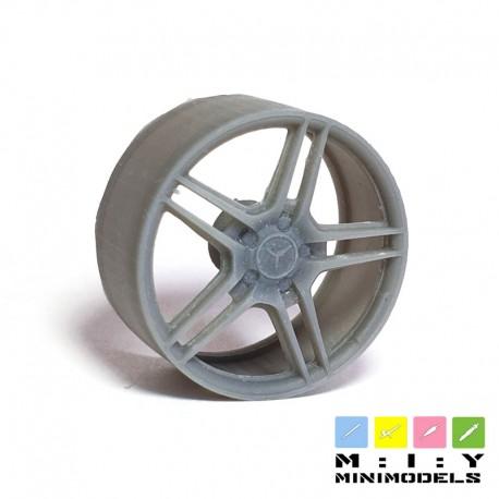 AMG wheels