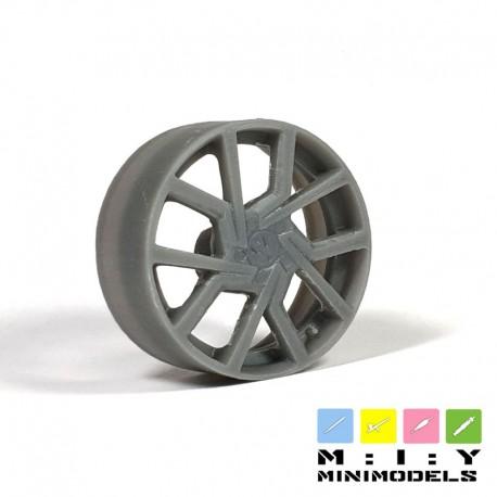 VW GTI Brescia wheels
