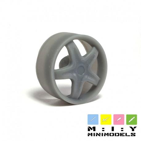 Speedline Alessio wheels