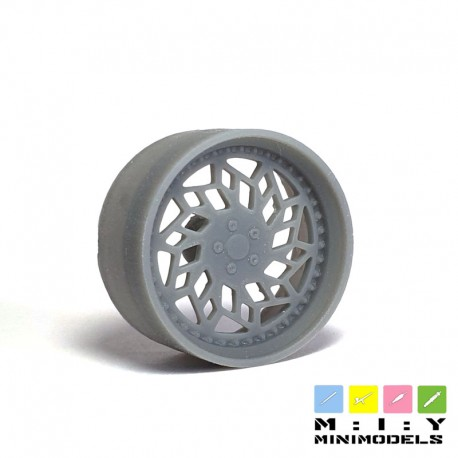 WCI MD1 wheel set