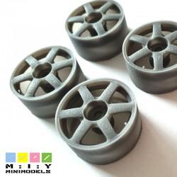 AVS wheels