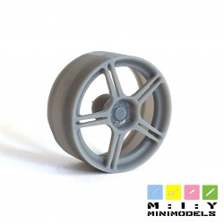 Mallett wheels set