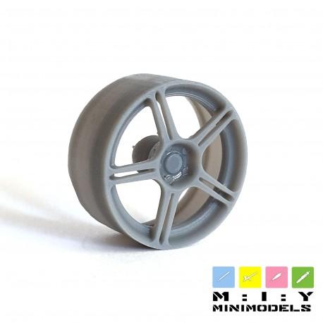 Mallett wheels set