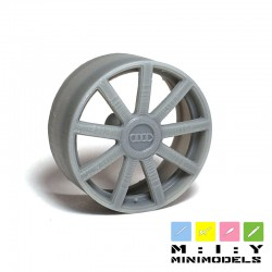 Audi RS6 2004 wheels