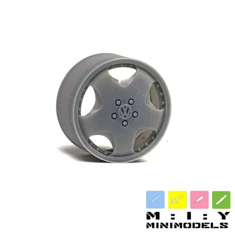 VW OEM fire and ice WHEELS