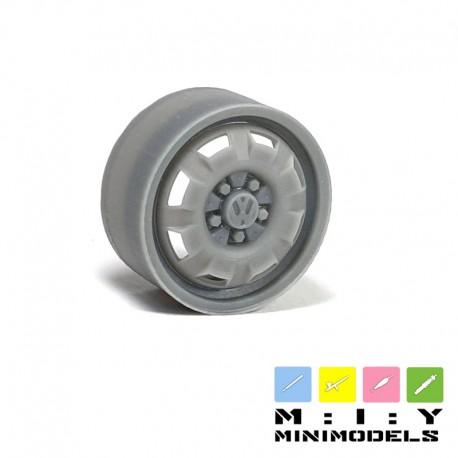 VW GTI mk1 wheels