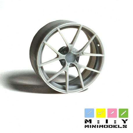 BMW M4 CS wheels