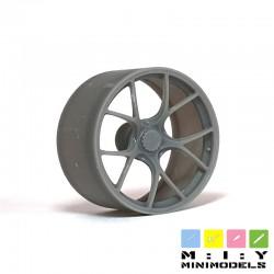 BBS F1 wheels