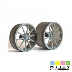 Pagani Tempesa wheels