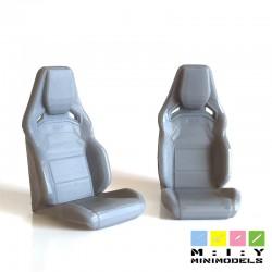 A 45 AMG seats
