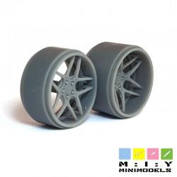 LB 488 Works R wheels