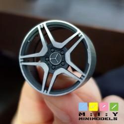 CLS 63 AMG wheels