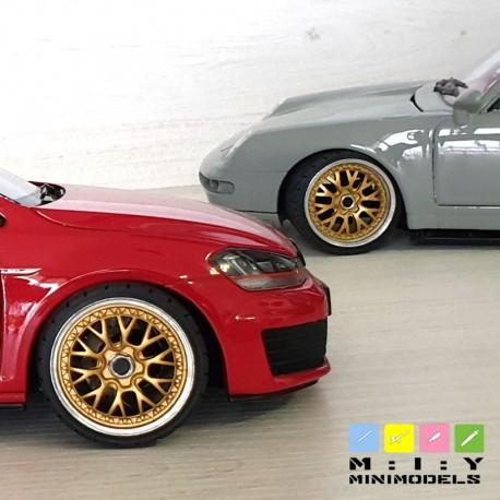 Rotiform LSR wheels