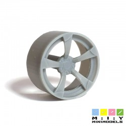 Audi Rotor wheels