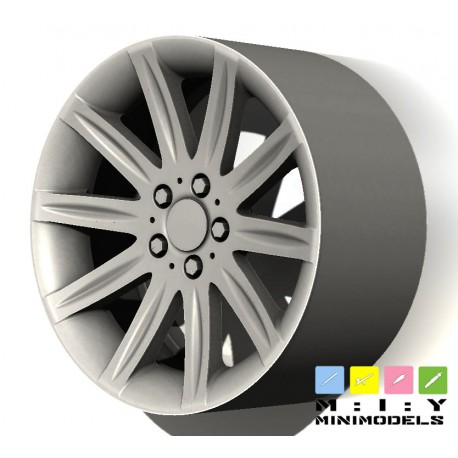 BMW style 95 wheels