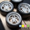 Heritage Ebisu 2 pcs. wheel set