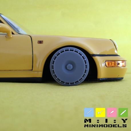 Rotiform Aerodisc wheels