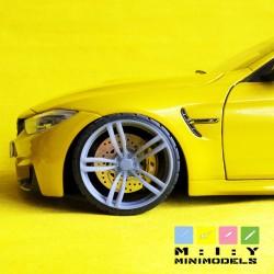 BMW style M437 wheels