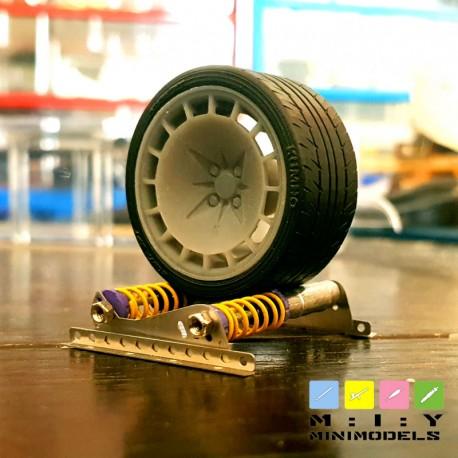 Impul Silouetthe wheels