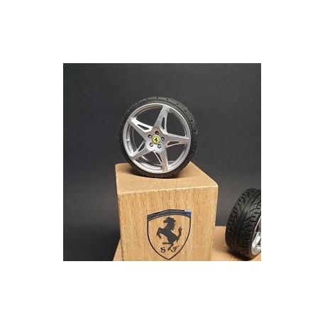 Ferrari 458 Italia wheels