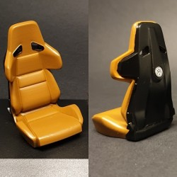Recaro A8 seats set