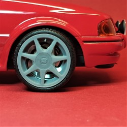 OZ Route rallye wheels