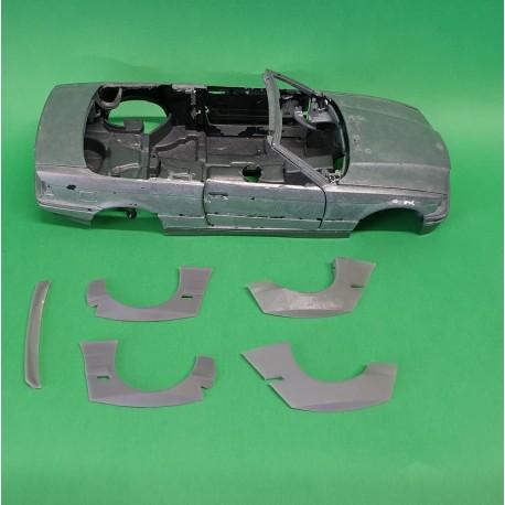 Pandem kitfor BMW E36 or M3 E36