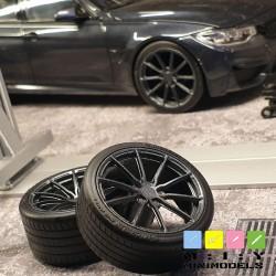 HRE P104SC wheels