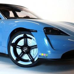 Porsche Taycan Turbo S wheels