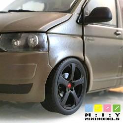 Alutec polar wheels